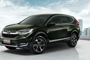 """Honda Việt Nam giới thiệu Honda CR-V thế thệ thứ 5 hoàn toàn mới """"Uy lực vượt mọi giới hạn"""""""